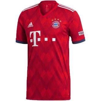 adidas Bayern Munich Jersey Replica de Local 18-19