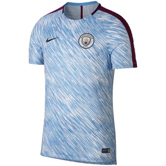 Nike Manchester City 2018-2019 Dry Squad Top GX