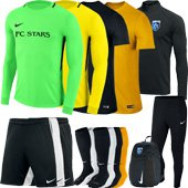 FC Stars 00-06 Required GK Kit