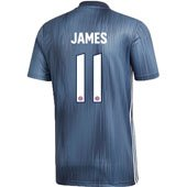 adidas Bayern Munich James Third 2018-19 Replica Jersey