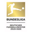 Bundesliga Meister Logo - Championship Badge 2019-2020