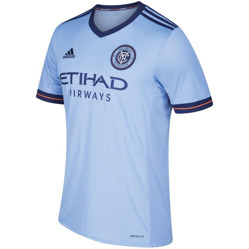 3a034a361d2 adidas New York City FC Home 2018 Replica Jersey   WeGotSoccer
