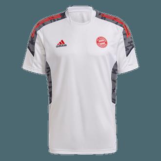 Adidas Bayern Munich 2021-22 Training Jersey