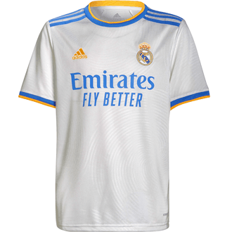 adidas Real Madrid Jersey de Local 2021-22 para Niños