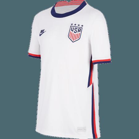 Nike USA 2020 Playera Local de 4 Estrellas para Niños