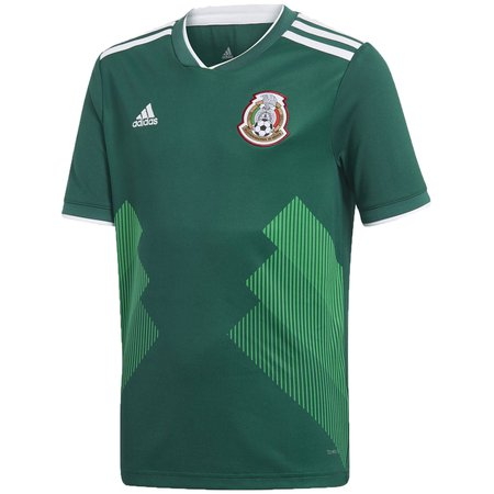 35388d5943c adidas Mexico 2018 World Cup Home Youth Replica Jersey ...