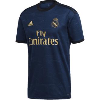 adidas Real Madrid 2019-20 Away Stadium Jersey