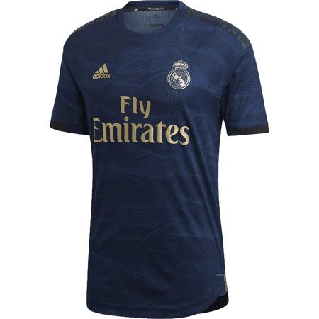 adidas Real Madrid Jersey Autentica de Visitante 19-20