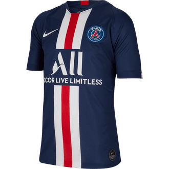 Nike PSG Home 2019-20 Youth Stadium Jersey