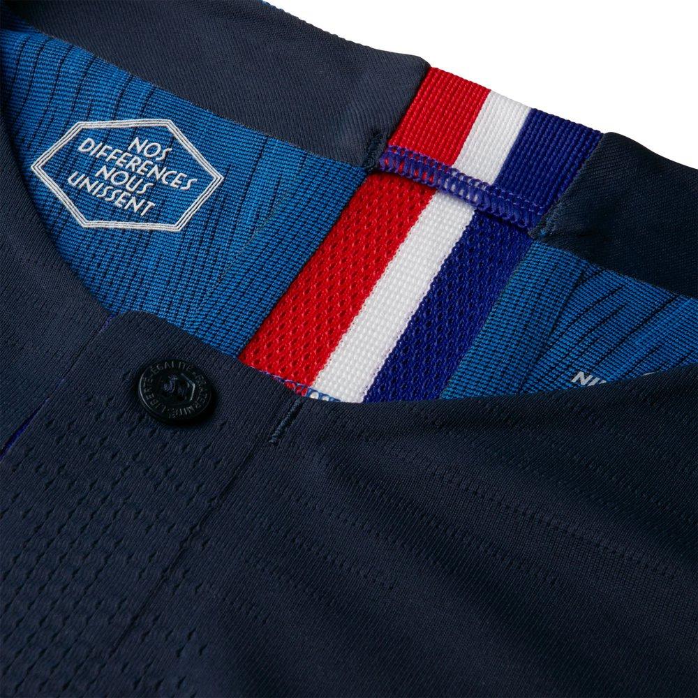designer fashion 6ef4d 48738 Nike France 2018 World Cup Home Vapor Match Jersey   WeGotSoccer
