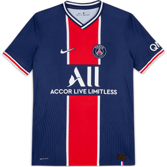 Nike PSG 2020-21 Home Authentic Vapor Match Jersey