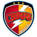 Chargers SC Car Magnet