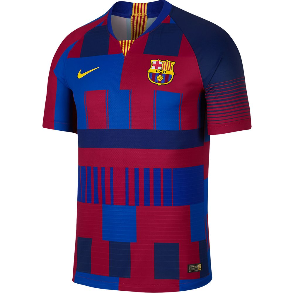 new arrival 06724 1fe26 Nike FC Barcelona Home 20th Anniversary Authentic Vapor ...