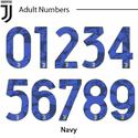 Juventus 21-22 Adult Number