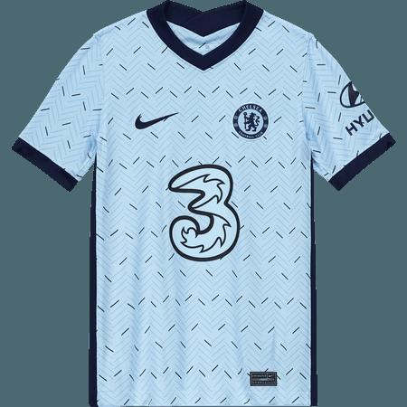 Nike Chelsea Jersey Visitante 20-21 para Niños