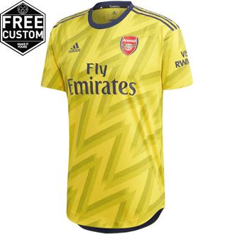 Adidas Arsenal Away 2019-20 Authentic Match Jersey