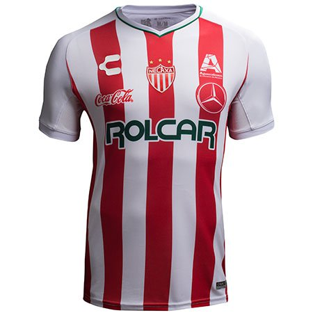 Charly Necaxa Jersey de Local 18-19
