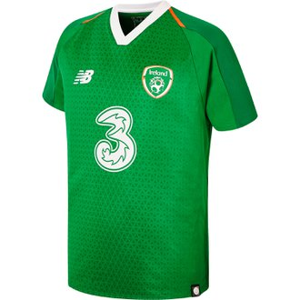 New Balance Ireland Home 2018-19 Youth Replica Jersey