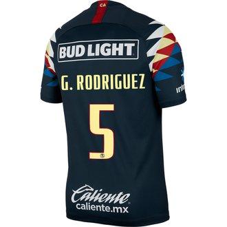 Nike Club América Rodriguez Jersey Visitante 19-20