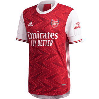 adidas Arsenal Home 2020-21 Authentic Match Jersey