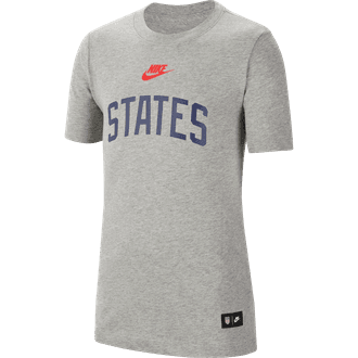 Nike 2020 USA Soccer Youth States Tee