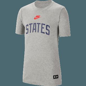 Nike USA Fútbol Camiseta de los Estados para Niños