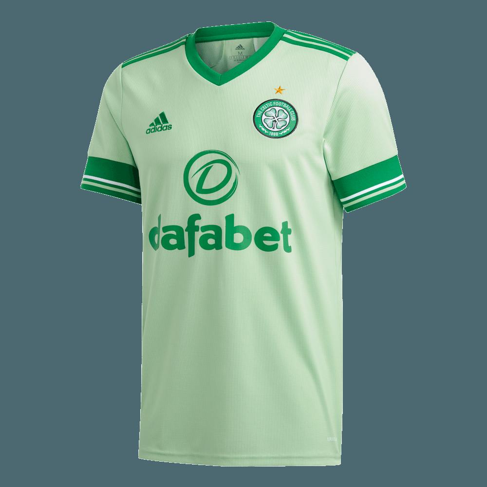Adidas Celtic FC Away 2020-21 Men's Stadium Jersey   WeGotSoccer