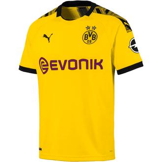 Puma BVB Dortmund 2019-2020 Home Stadium Jersey