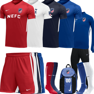 NEFC Academy Required Kit