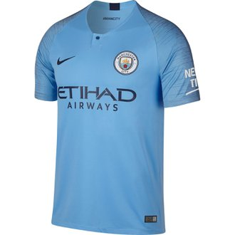 Nike Manchester City 2018-19 Home Stadium Jersey