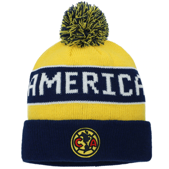 Fan Ink Club America Benchwarmer Beanie