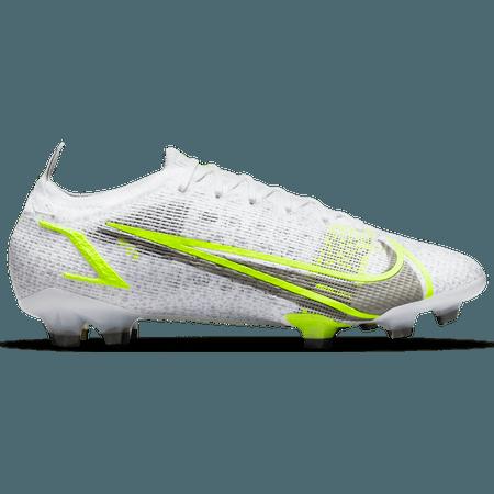 Nike Football Vapor 14 Elite FG - Silver Safari
