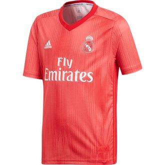 adidas Real Madrid Jersey Tercera Replica para Niños 18-19