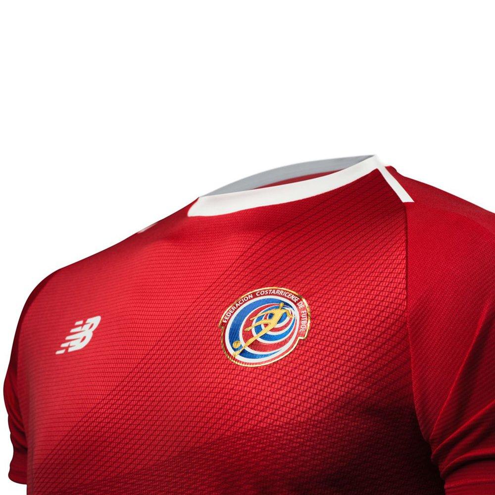 204f5302c20 New Balance Costa Rica 2018 World Cup Home Replica Jersey