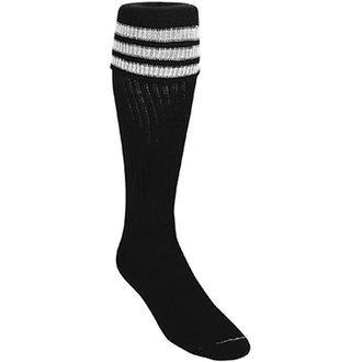 Kwik Goal Referee Socks 3 Stripe