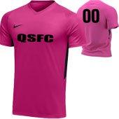 Quickstrike FC Pink Jersey