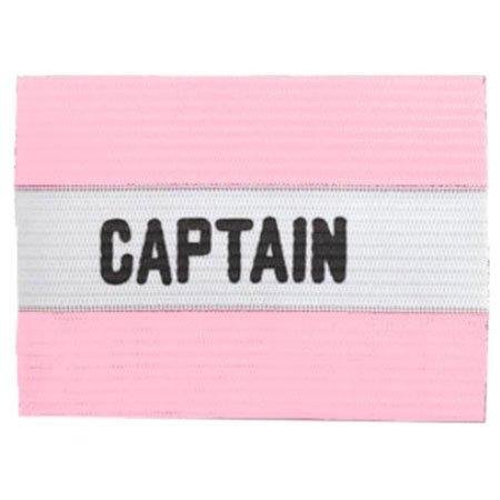 Kwik Goal Adult Pink Captain Arm Band