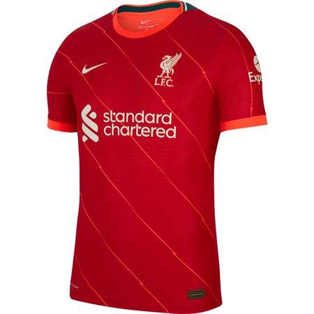 Nike Liverpool Jersey Vapor Auténtica de Local 21-22