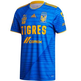 adidas Tigres Jersey Visitante 20-21