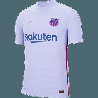 Nike Barcelona Jersey Auténtica de Visitante 21-22
