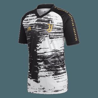 Adidas 2020-21 Juventus Pre-Match Top Jersey