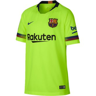 Nike FC Barcelona Away 2018-19 Youth Stadium Jersey