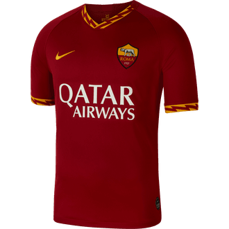 Nike A.S. Roma 2019-20 Home Stadium Jersey