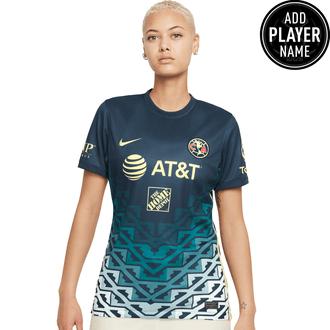 Nike Club América Jersey de Visitante 21-22 para Damas