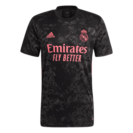 adidas Real Madrid 2020-21 Men's Third Stadium Jersey