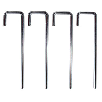 "Kwik Goal Portable ""J"" Anchors (4)"