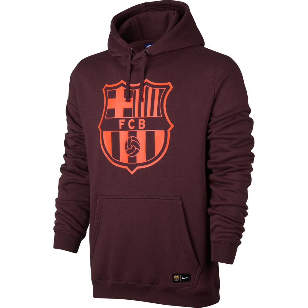 competitive price 7eb52 6ccc7 Nike FC Barcelona Hoodie | WeGotSoccer.com