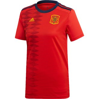 c5dea3dfc96 adidas Spain 2019 World Cup Home Women
