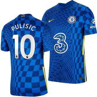 Nike Chelsea Pulisic Home 2021-22 Men
