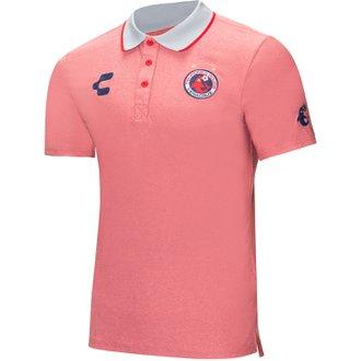 Charly Veracruz 18-19 Melange Polo Shirt